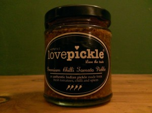 Love pickle