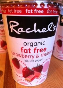 Rachel's yogurt
