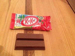 Shinshu Apple Kit Kat