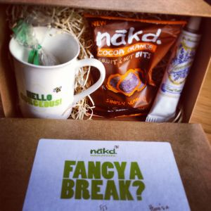 Nakd Take a break box