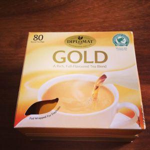 Aldi Diplomat tea