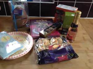 Easter at Sainsbury's
